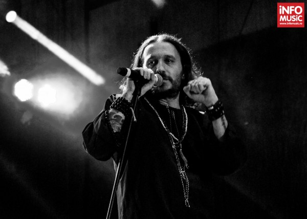 Orphaned Land la ARTmania 2013
