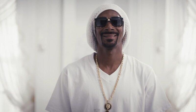 Snoop Lion - The Good Good (secvență clip)