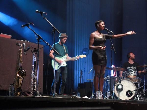 Concert Bonobo 15 septembrie 2013, Arenele Romane
