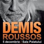 afis-demis-roussos-concert-sala-palatului-bucuresti-5-decembrie-2013