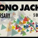 Afiș The Mono Jacks - Concert de adio în Colectiv din București, 5 octombrie 2013