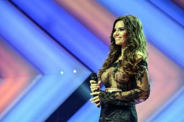 Andreea Lazăr a intrat transparent și vocal în concursul X Factor