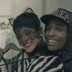 """ASAP Rocky și Rihanna în clipul """"Fashion Killa"""""""