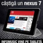 Concurs cu o tableta Nexus 7 ca premiu