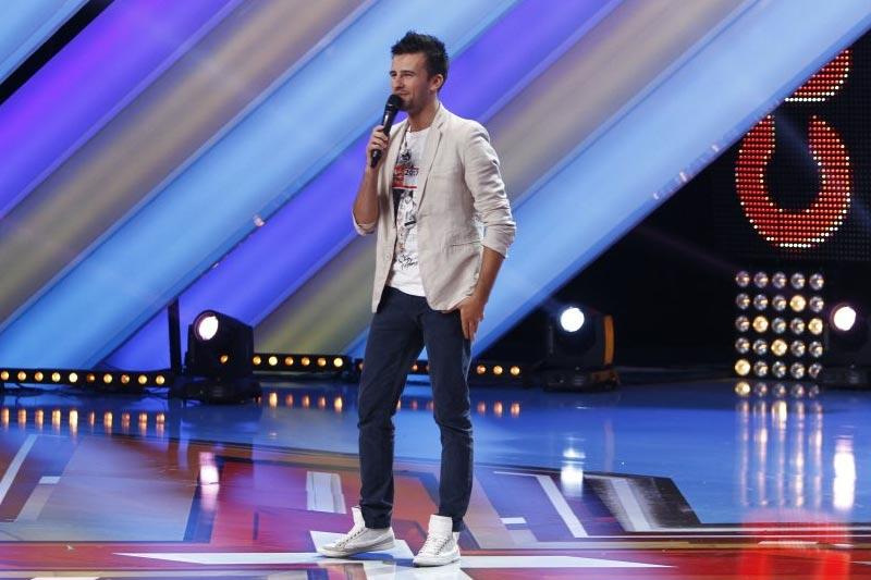 Florin Ristei participă la concursul X Factor România