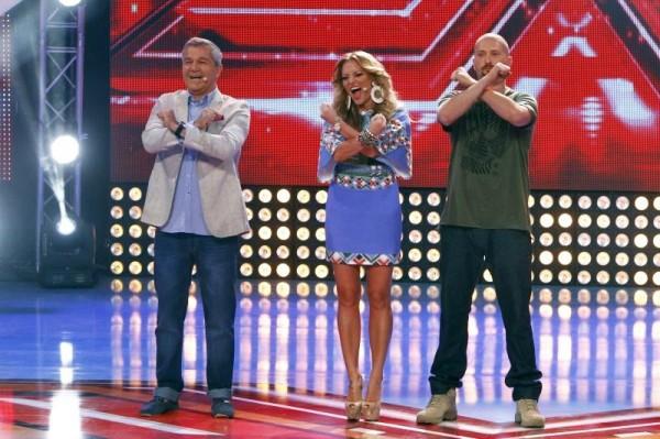 Delia, Dan Bittman și Cheloo formeaza juriul X Factor Romania 2013