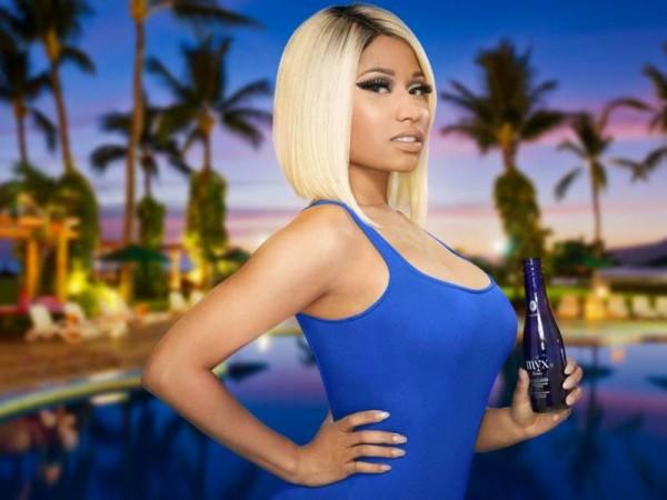 Promo: Nicki Minaj lansează un vin alături de Myx Fusion Moscato