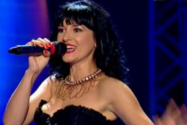 Ana Maria Mirica la Vocea Romaniei