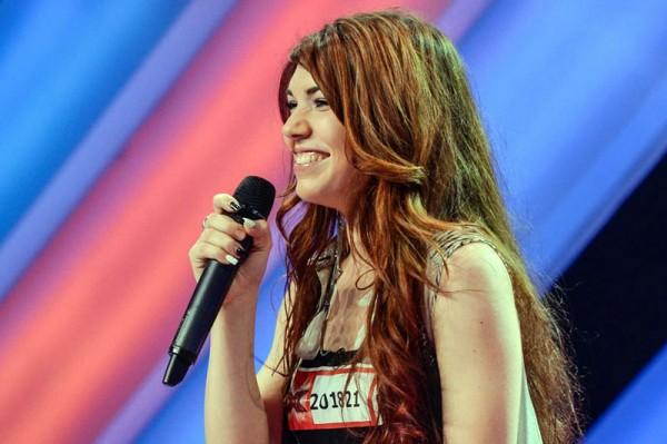 Eliza Bunu la X Factor Romania