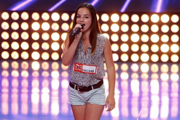 Florena Țico Șandru la X Factor România