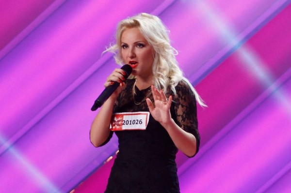 Iuliana Butenco la X Factor Romania