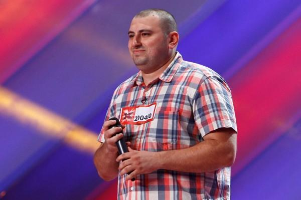 Vali Mihul la X Factor România