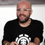 Dan Amariei încântat să-l vadă pe Borănescu, cel mai mare fan al trupei