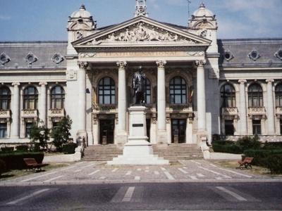 Opera Națională Română Iași din Iasi
