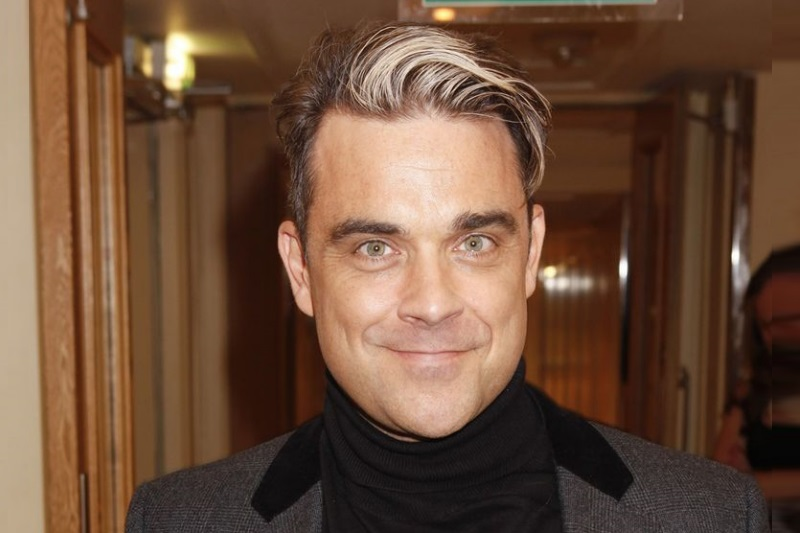 Robbie Williams, Q Awards 2013