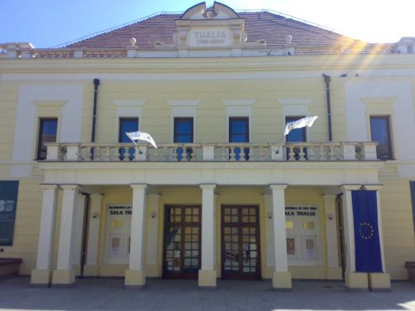 Filarmonica de Stat Sibiu - Sala Thalia din Sibiu