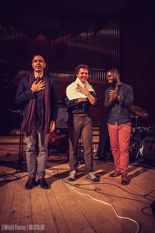 Vijay Iyer Trio la Jazz Night Out pe 17 octombrie la Sala Radio