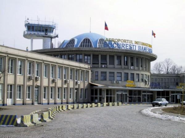 Aeroportul Baneasa din București