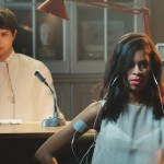 "Secvență videoclip AlunaGeorge - ""Best Be Believing"""