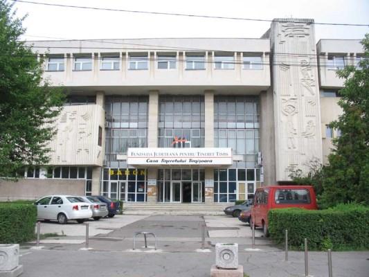 Casa Tineretului Timișoara din Timișoara