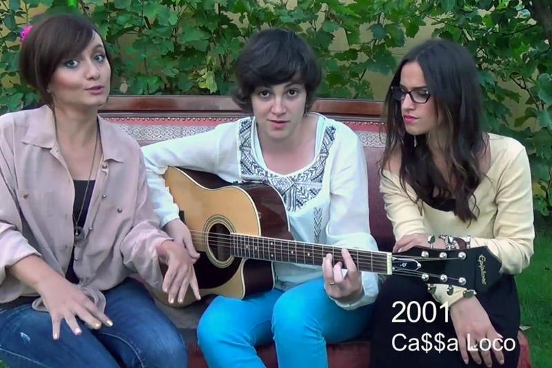 Marta Cotuna, Ana și Beck prezinta evolutia muzicii romanesti