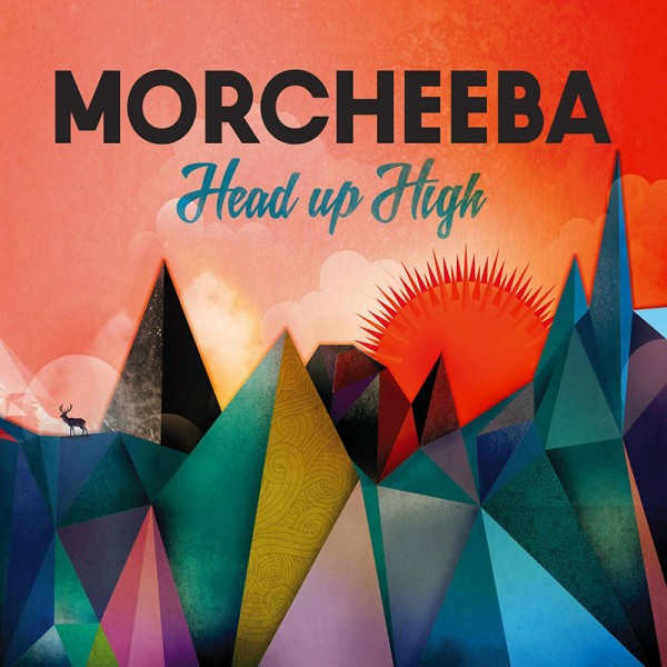 "Coperta albumului Morcheeba – ""Head Up High"""
