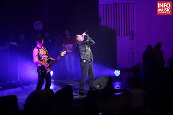 Toni Șeicărescu a revenit la Direcția 5 - Concert la Sala Palatului - 30 octombrie 2013
