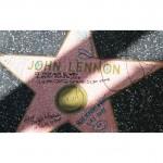 Steaua lui John Lennon de pe Hollywood Walk of Fame a fost vandalizată