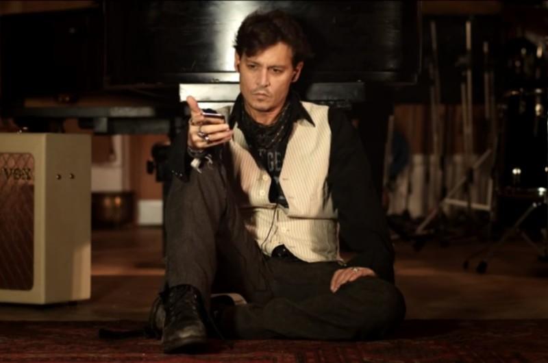 Johnny Depp în noul clip al lui Paul McCartney -
