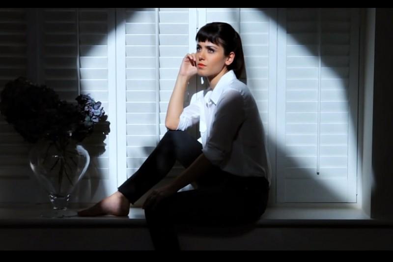Secvență videoclip Katie Melua -