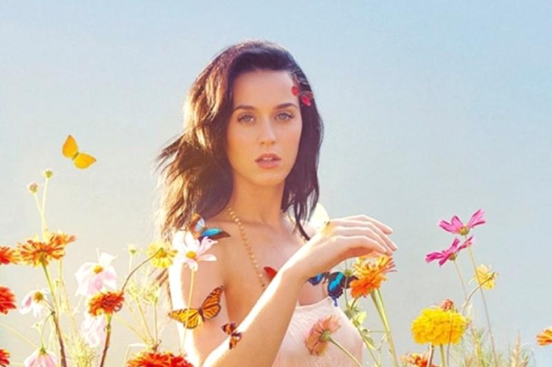 Katy Perry (sesiune foto pentru coperta albumului