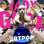Lady Gaga - ARTPOP - Coperta album