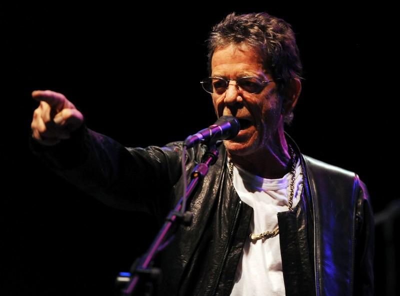 Lou Reed în 2012
