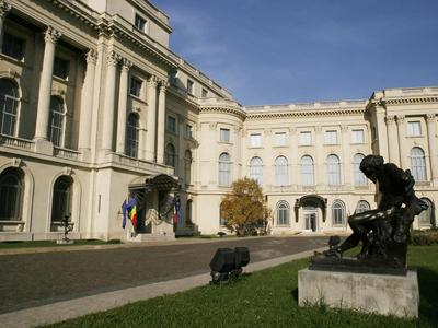 Muzeul Național de Artă al României (MNAR) din București