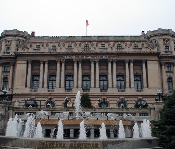Palatul Cercului Militar Național din Bucuresti