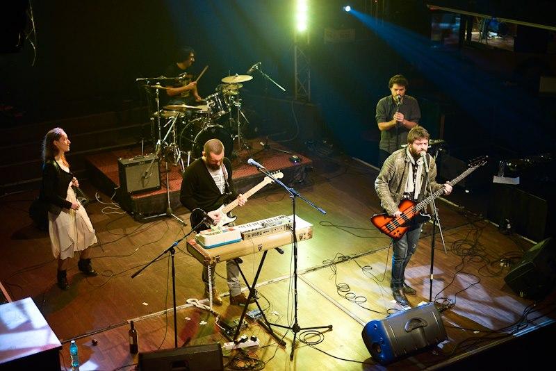 Formula unui concert live semnat Pixels - Foto: Claudiu Popescu