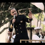 "Secvență clip Robbie Williams - ""Go Gentle"""