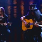 """Slash a interpretat în premieră piesa """"Nothing Left To Fear"""" împreună cu Myles Kennedy"""
