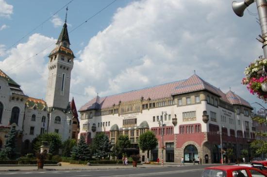 Piața Victoriei Târgu Mureș din Târgu Mureș