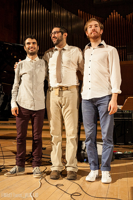 Tigran Hamasyan la Jazz Night Out pe 17 octombrie la Sala Radio