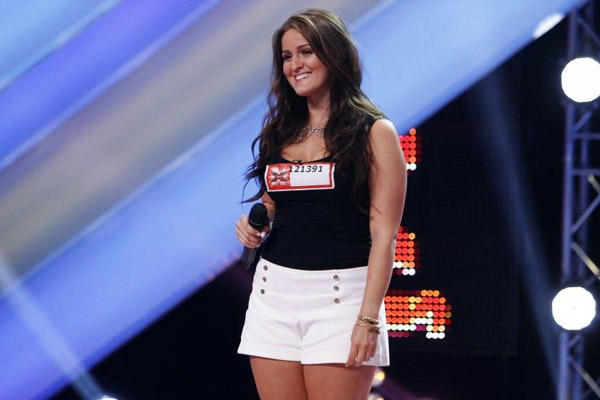 Andrea Teja la X Factor Romania