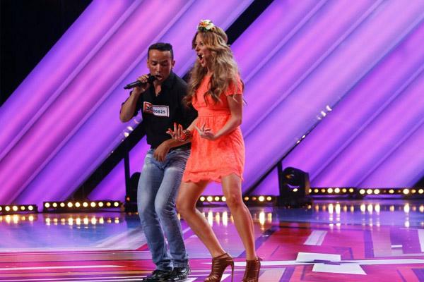 """Fabian Sanchez -  """"Che che re re che"""" la X Factor Romania"""