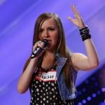 Mădălina Lefter la X Factor România