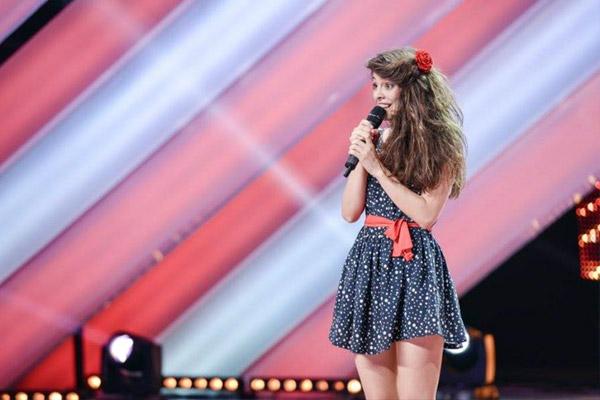 Maria Hojda a obținut cei trei de DA cu o piesă semnată Adele