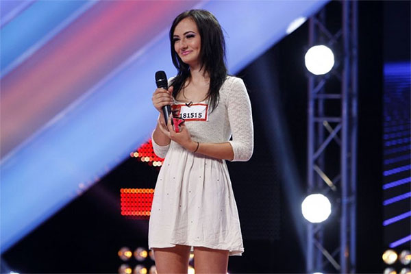Alina Teodora Darie la X Factor România