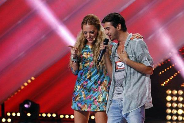 Sorin Bumbaru a impresionat-o pe Delia la X Factor România