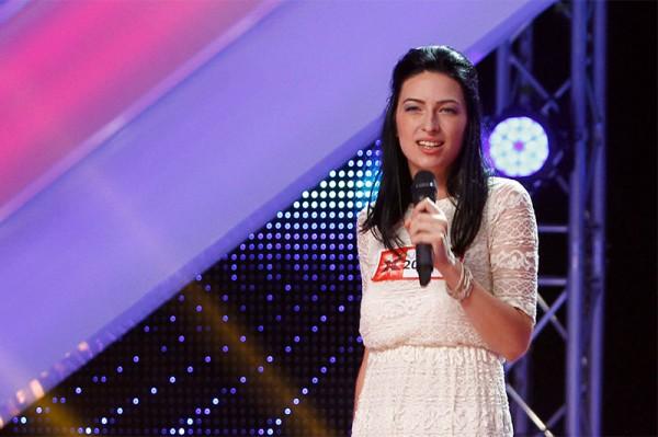 Ramona Manolache la X Factor 2013