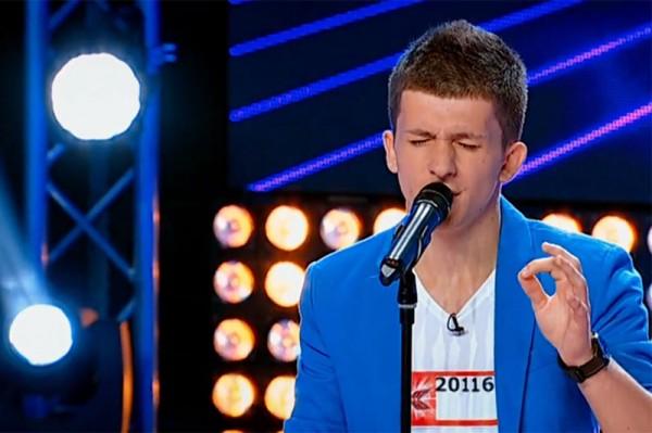 Roberto Velisar la X Factor România (2013)