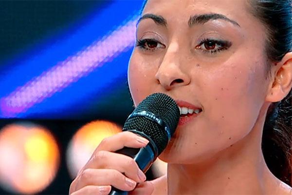 Rodica Tudor la X Factor România (2013)