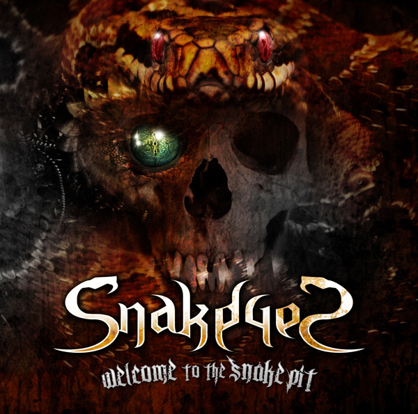 Coperta SnakeyeS - Welcome To The Snake Pit